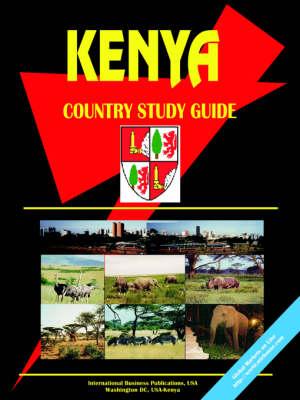 Kenya Country Study Guide (Paperback)