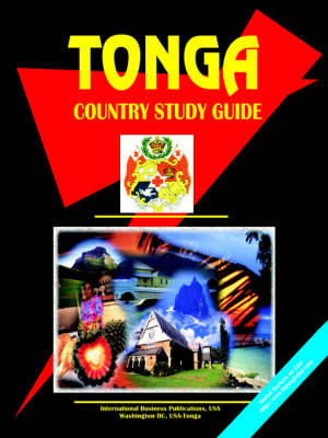 Tonga Country Study Guide (Paperback)