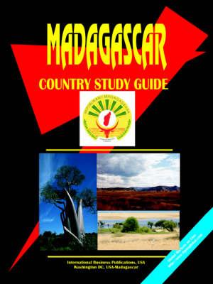 Madagascar Country Study Guide (Paperback)