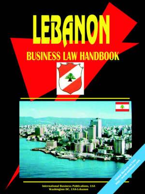 Lebanon Business Law Handbook (Paperback)