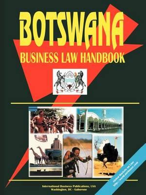 Botswana Business Law Handbook (Paperback)