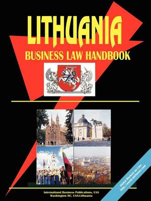 Lithuania Business Law Handbook (Paperback)