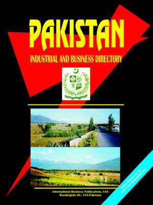 Pakistan Industrial and Business Directory (Paperback)