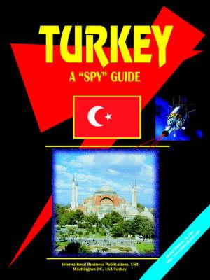Turkey a Spy Guide (Paperback)