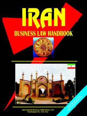 Iran Business Law Handbook (Paperback)