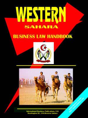 Western Sahara Business Law Handbook (Paperback)