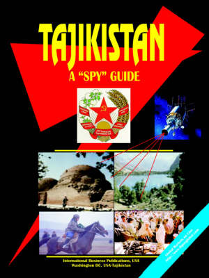 Tajikistan a Spy Guide (Paperback)