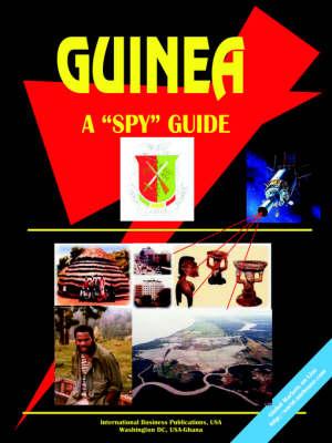 Guinea a Spy Guide (Paperback)