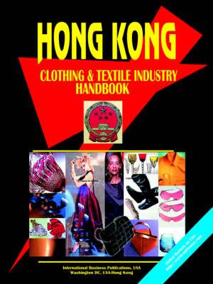Hong Kong Clothing and Textile Industry Handbook (Paperback)