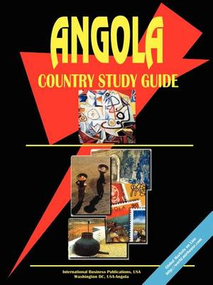 Angola Country Study Guide (Paperback)