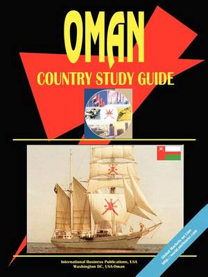 Oman Country Study Guide (Paperback)