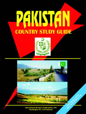 Pakistan Country Study Guide (Paperback)