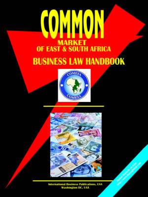 Common Market of East and Southern Africa (Comesa) Business Law Handbook (Paperback)