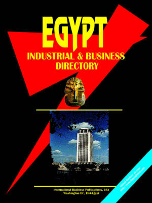 Egypt Industrial and Business Directory (Paperback)