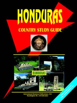 Honduras Country Study Guide (Paperback)