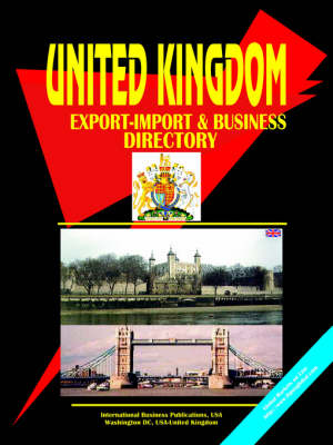 UK Export-Import and Business Directory (Paperback)