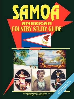 Samoa (American) a Country Study Guide (Paperback)