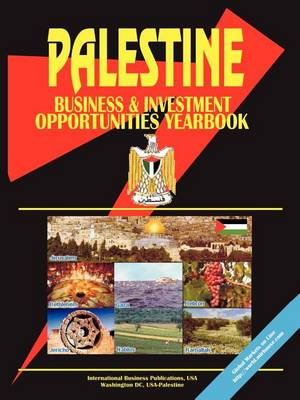 Palestine Business and Investment Opportunities Yearbook (Paperback)