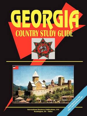 Georgia (Republic) Country Study Guide (Paperback)