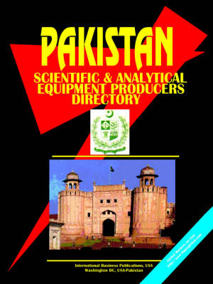 Pakistan Scientific and Analytical Equipment Producers Directory (Paperback)