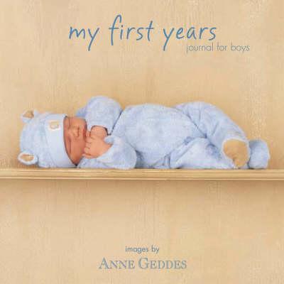 My First Years Boys: A Journal for Boys (Hardback)