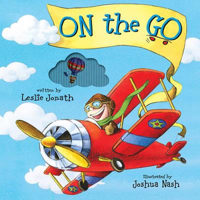 On the Go: A Mini AniMotion Book (Hardback)