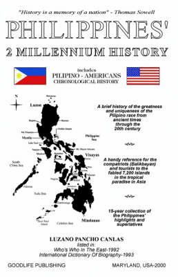 Philippines' 2 Millennium History (Paperback)