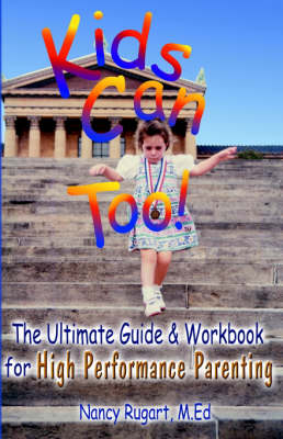 Kids Can Too! (Paperback)