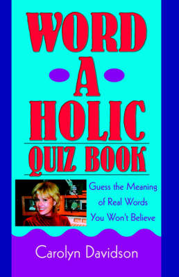 Word-A-Holic Quiz Book (Paperback)