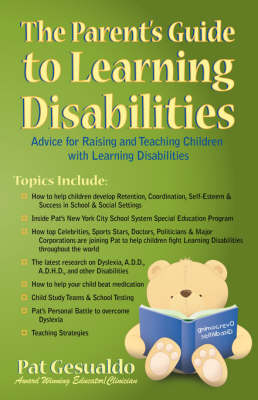 The Parent's Guide to Learning Disabilities (Paperback)