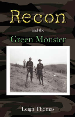 Recon and the Green Monster (Paperback)
