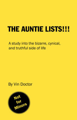 The Auntie Lists (Paperback)