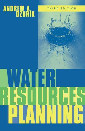 Water Resources Planning (Hardback)