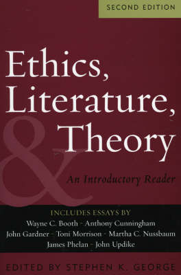 Ethics, Literature, and Theory: An Introductory Reader (Paperback)