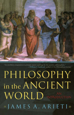 Philosophy in the Ancient World: An Introduction (Hardback)