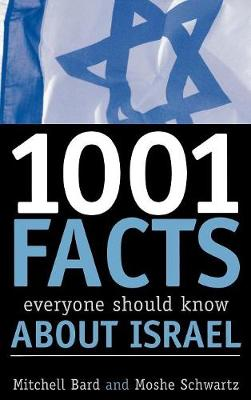 1001 Facts Everyone Should Know about Israel (Hardback)