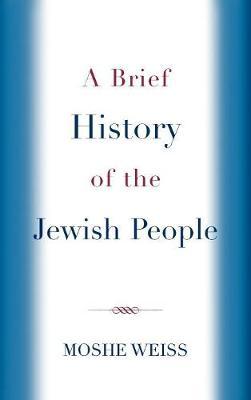 A Brief History of the Jewish People (Hardback)