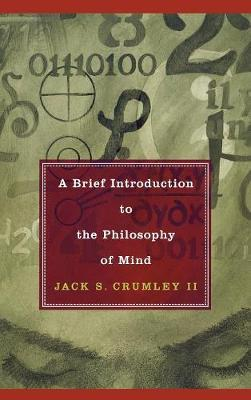 A Brief Introduction to the Philosophy of Mind (Hardback)
