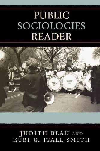 Public Sociologies Reader (Paperback)