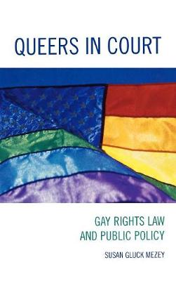 Queers in Court: Gay Rights Law and Public Policy (Hardback)