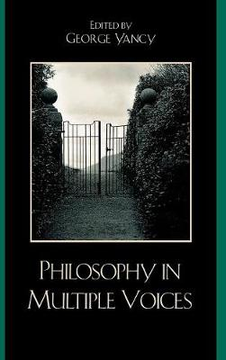 Philosophy in Multiple Voices (Hardback)