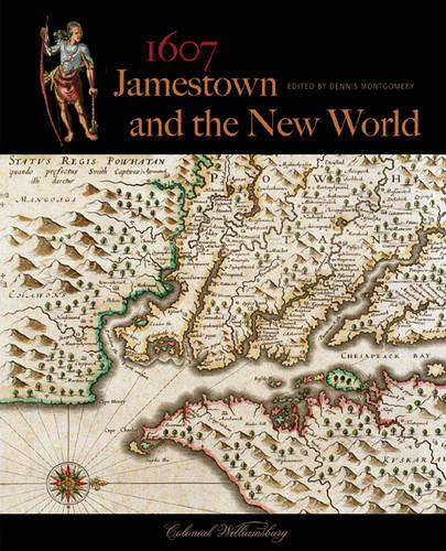 1607: Jamestown and the New World (Paperback)