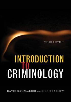 Introduction to Criminology (Paperback)