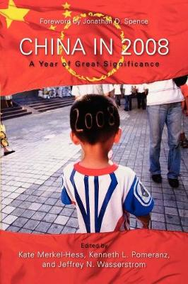 China in 2008: A Year of Great Significance (Paperback)