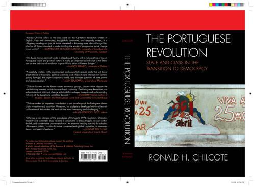 The Portuguese Revolution: State and Class in the Transition to Democracy (Paperback)