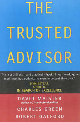 The Trusted Advisor (Paperback)