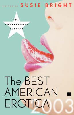 The Best American Erotica 2003 (Paperback)