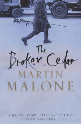 The Broken Cedar (Paperback)