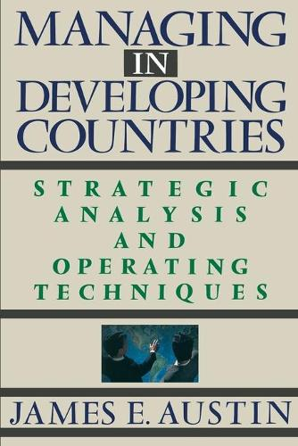 Managing In Developing Countries (Paperback)