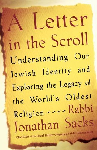 A Letter in the Scrolls (Paperback)